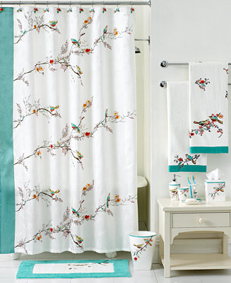 Extra Wide Curtain Rods Lenox Bath Shower Curtains