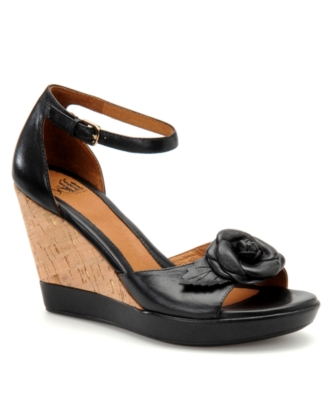 Sofft Shoes, Peony Wedges Women's Shoes