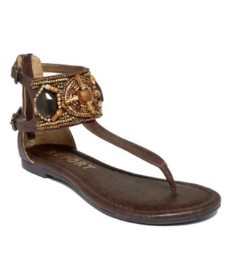 Report Sandals, Fallon Sandals Women's Shoes - Sandals