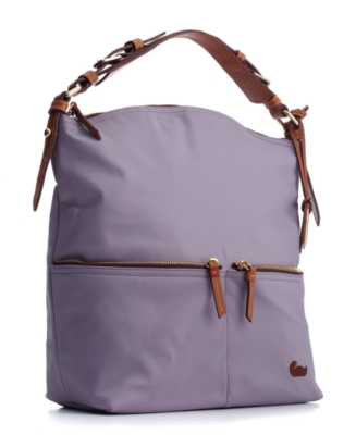 Canvas Tote - Dooney & Bourke