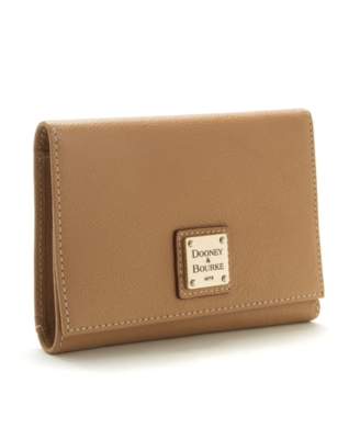 Dooney & Bourke Wallet, Calf Leather Trifold