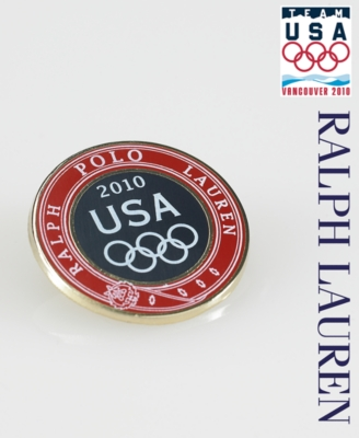 Polo Ralph Lauren Pin, Olympic Pin