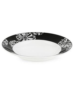 kate spade new york St. Kitts Dogwood Point Pasta Bowl/Rim Soup