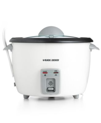 Black & Decker RC5428 Rice Cooker, 28 Cup