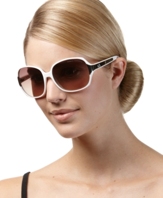 AX Armani Exchange Sunglasses, Square - Sunglasses