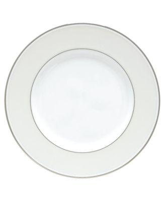 "Opal Innocence Stripe 9"" Accent Plate"