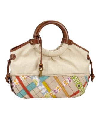 Fossil Handbag, Cabo Ring Satchel