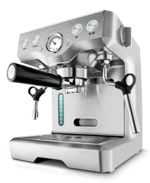 Breville BES830XL Die-Cast Programmable Espresso Machine