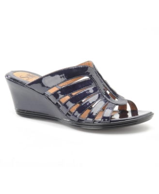 Sofft Shoes, Lina Wedges Women's Shoes