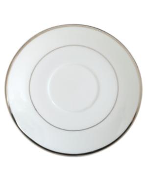 Mikasa Dinnerware, Cameo Platinum Saucer