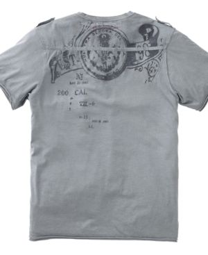 Guess T Shirt, Gunnar Graphic V Neck