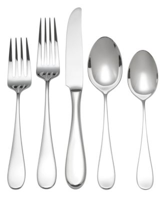 Reed & Barton Flatware 18/10, Dalton 5 Piece Place Setting