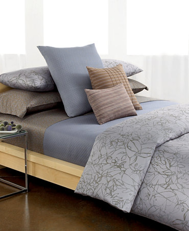 Closeout calvin klein bedding cayman comforter and duvet Calvin klein bedding
