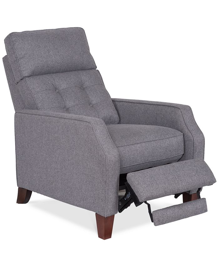 Furniture - Elora Push Back Recliner, Only at Macy's