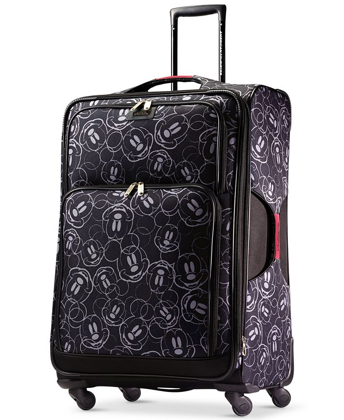 "American Tourister - Mickey Mouse Multi-Face 28"" Spinner Suitcase"