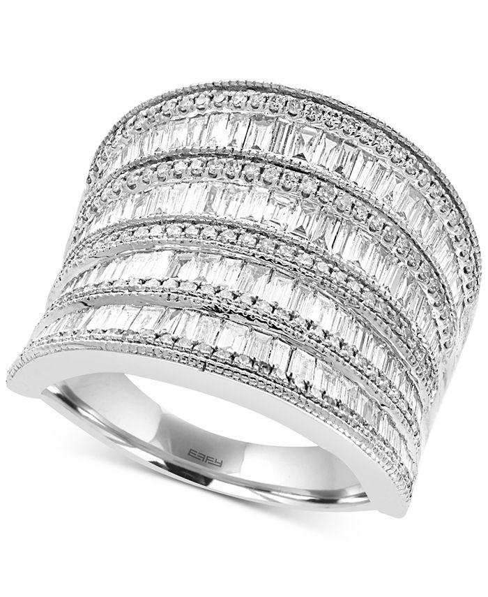 EFFY Collection - Diamond Ring (2 ct. t.w.) in 14k Gold or White Gold