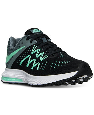 Cuerpo Plata valor  Nike Women's Air Zoom Winflo 3 Running Sneakers from Finish Line & Reviews  - Finish Line Athletic Sneakers - Shoes - Macy's