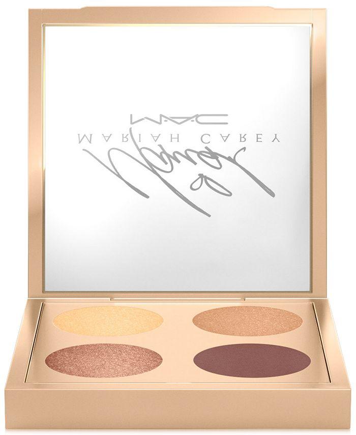 MAC - Mariah Carey Eye Shadow Quads