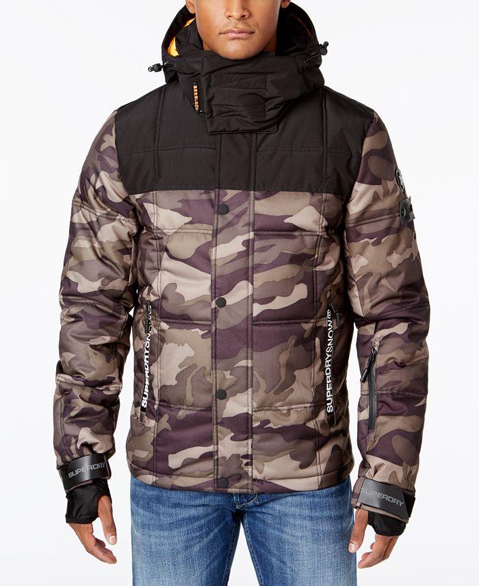 Superdry - Men's Puffer Coat