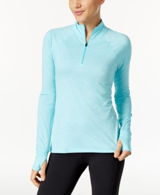 Image of Ideology Rapidry Half-Zip Performance Pullover, Only at Macy's