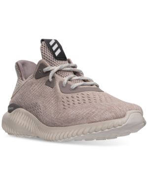 adidas Men's Alpha Bounce Em Running Sneakers from Finish Line