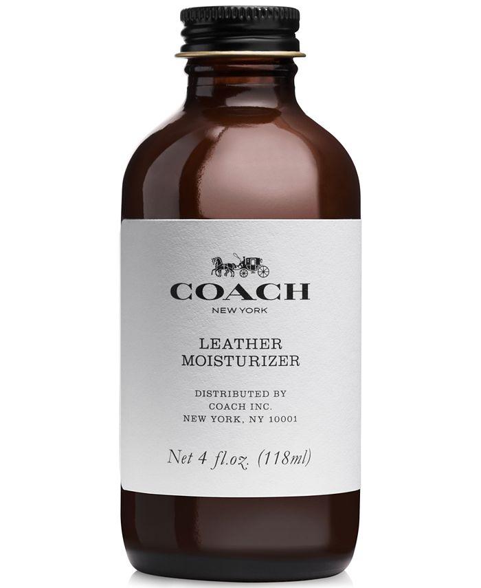 COACH - 4 oz. Leather Moisturizer