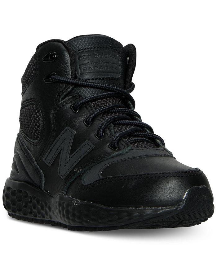 boys new balance boots