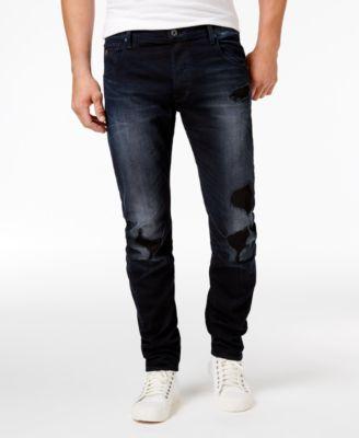 G-Star RAW Mens Slim-Fit Arc 3D Jeans