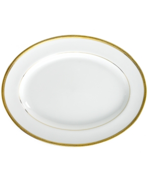 "Charter Club ""Grand Buffet Gold"" Platter"