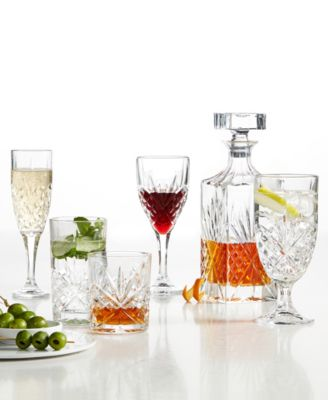 Dublin 4-Pc. Gin & Tonic Glass Set