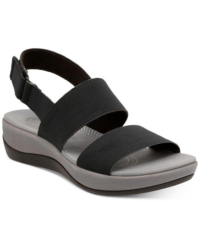 Clarks - Women's Arla Jacory Flat Sandals