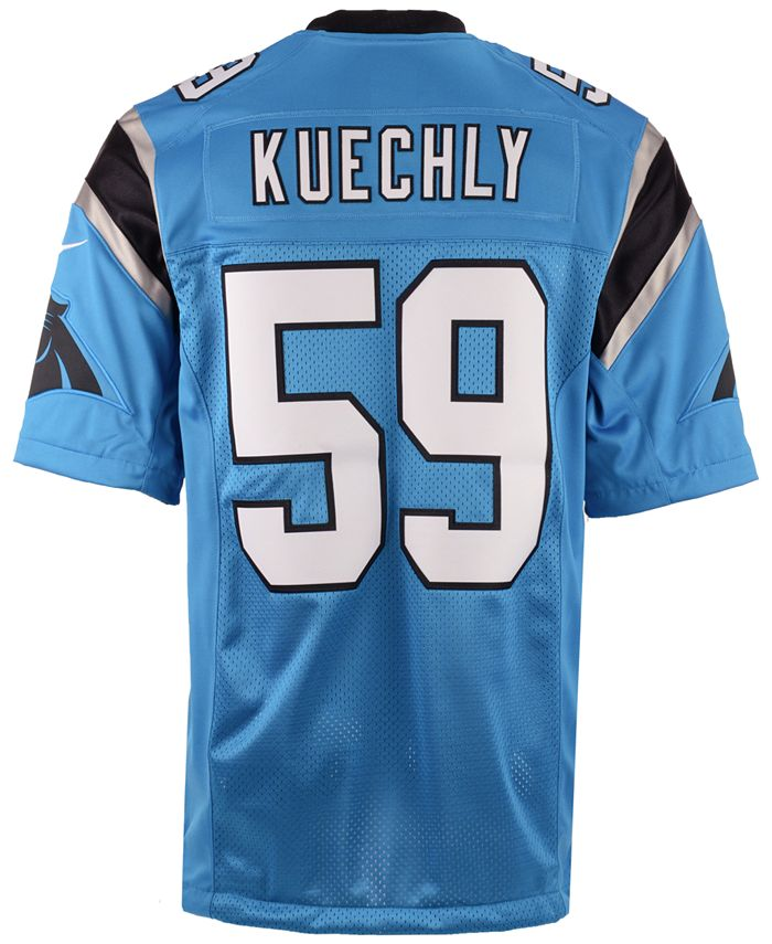 Nike - Men's Luke Kuechly Carolina Panthers Limited Jersey