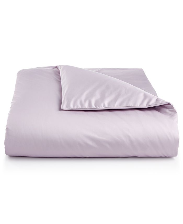 Charter Club - Damask Pima Cotton 550-Thread Count Full/Queen Duvet Cover