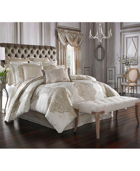 j queen new york la scala queen 4pc comforter set