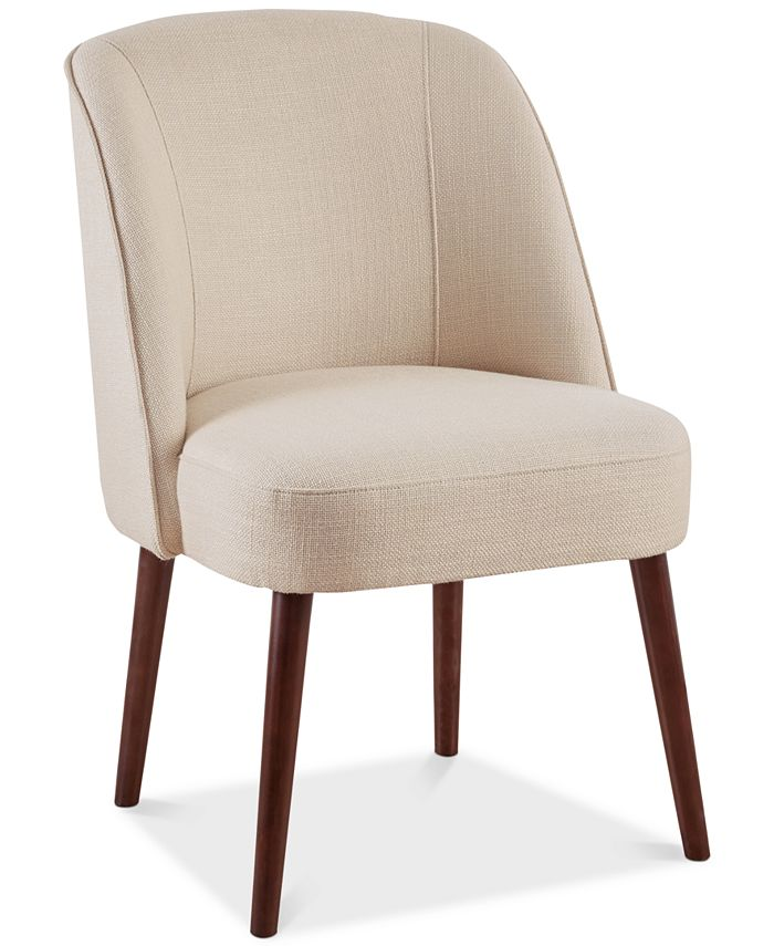 Furniture - Bexley Rounded Back Dining Chair, Quick Ship