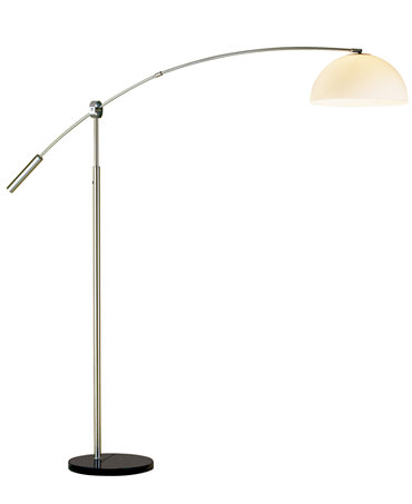 outreach arc floor lamp lighting lamps for the home macy 39 s. Black Bedroom Furniture Sets. Home Design Ideas