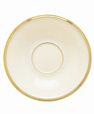 "Lenox ""Eternal"" Tea Saucer"
