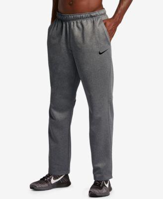 Therma Fleece Open-Bottom Sweatpants