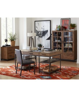 Gatlin Home Office Desk, Created for Macy's