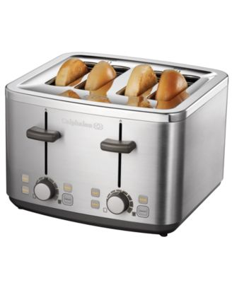 Calphalon 1779207 4 Slot Toaster