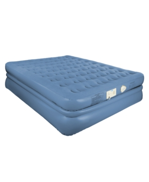 Aerobed 42521 Inflatable Bed, Twin Raised Signature Comfort Air Mattress
