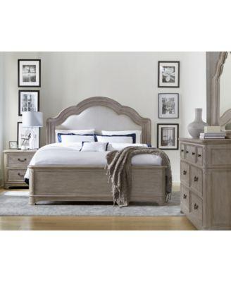 Elina Bedroom Furniture Set, 3-Pc. (Queen Bed, Dresser & Nightstand), Created for Macy's