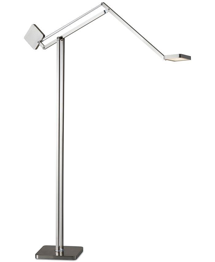 Adesso - Cooper LED Floor Lamp