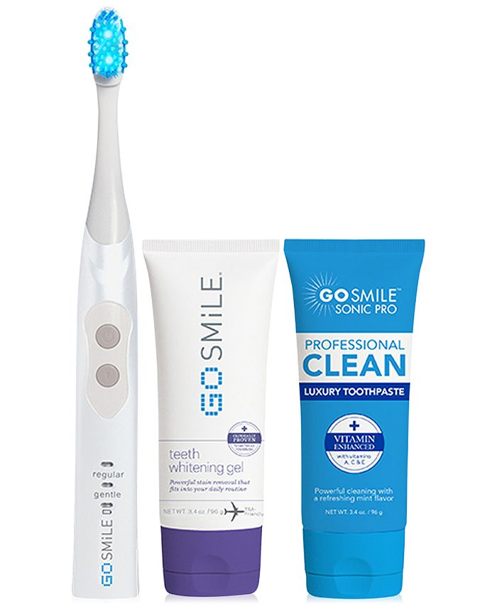 GoSMILE - Sonic Pro Tooth-Care System