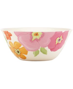 Lenox Dinnerware, Floral Fusion Figural Serving Bowl