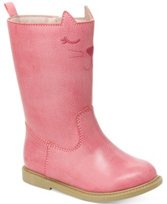 Carter's Pity Cat Boots, Toddler Girls