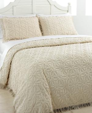 Rings of Flower Standard Sham Bedding