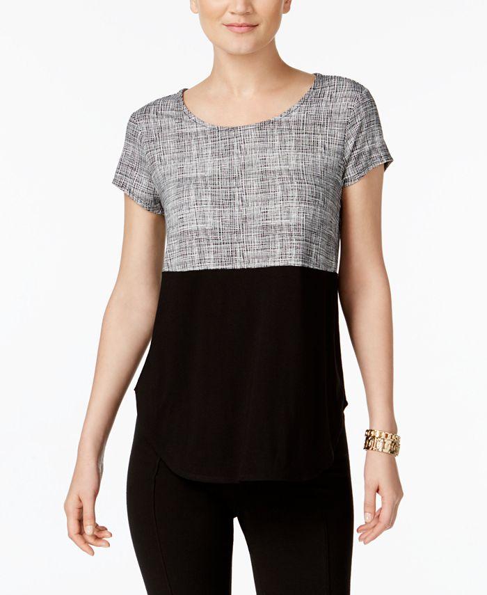 Alfani - Print T-Shirt
