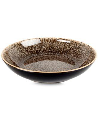 Denby Dinnerware, Praline Individual Pasta Bowl