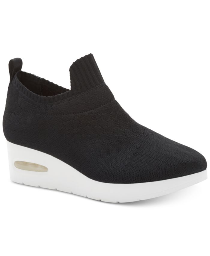 DKNY Angie Slip-On Sneakers, Created for Macy's & Reviews - Athletic Shoes & Sneakers - Shoes - Macy's